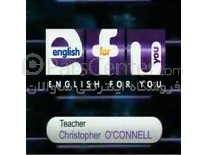 پکیج آموزش English For You