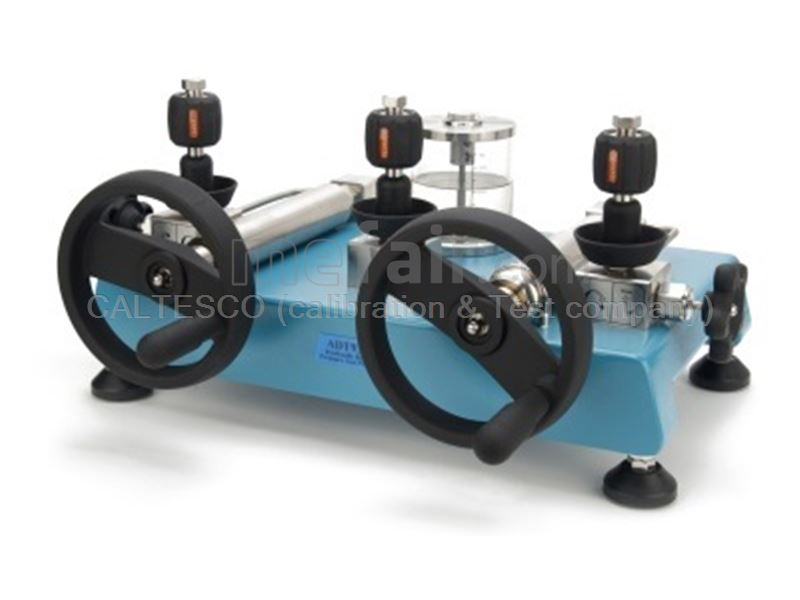 Hydraulic Pressure Calibration Pump