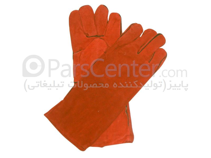 دستکش کار جوشکاری | کد g103