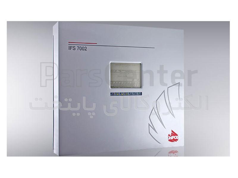 کنترل پنل اعلام حریق ادرس پذیر 2 لوپ UniPos مدل IFS7002-2
