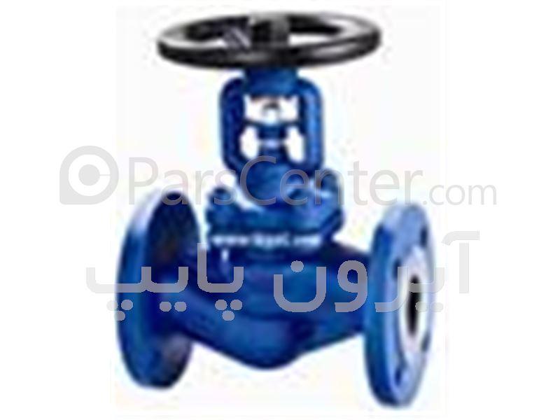 آیرون پایپ تامین کننده انواع شیرآلات صنعتی ، شیرآلات فولادی و استیل آب نفت گاز