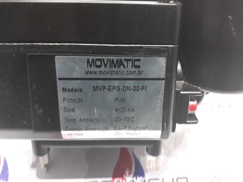 پوزیشنر MOVIMATIC مدل MVP-EPG-DN-00-FI