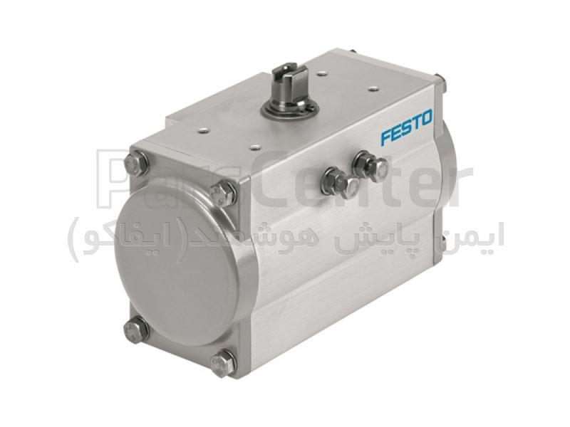 عملگر دورانی ( اکچواتور ) پنوماتیک DFPD شرکت FESTO