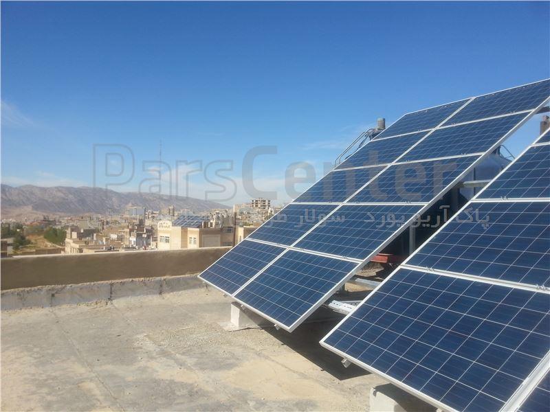 پکیج برق خورشیدی 1000واتی M/P400