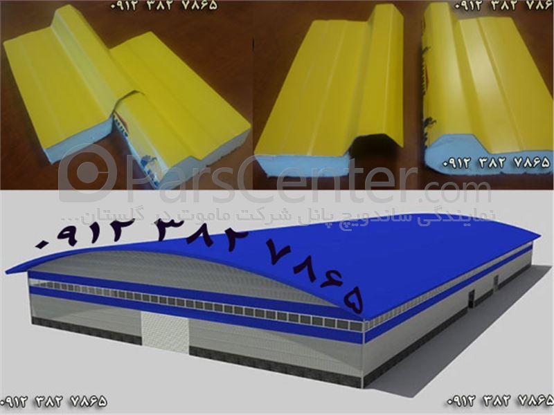 فروش انواع کانکس ساخت در محل , پانل ماموت در گلستان مازندران ...