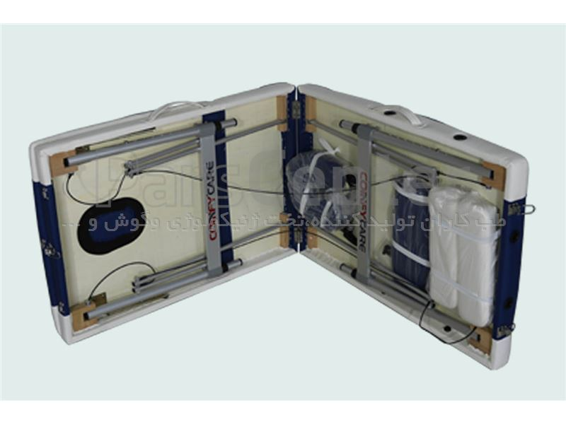 تخت ماساژ مدل mg1 طب کاران