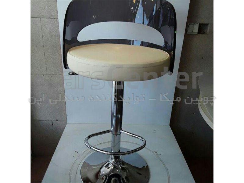 صندلی اپن پلکسی گلس - مدل P2