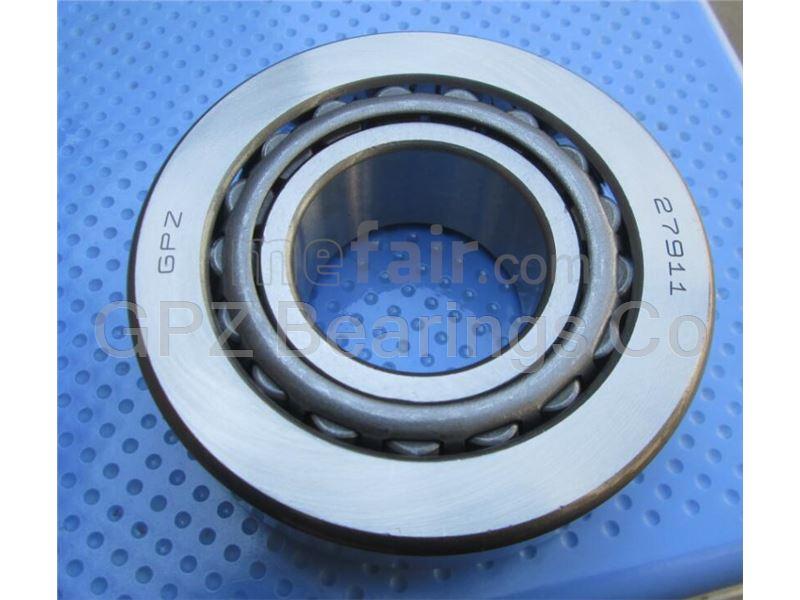 27911 taper roller bearing 53.975x123.825x39.5 mm GPZ brand