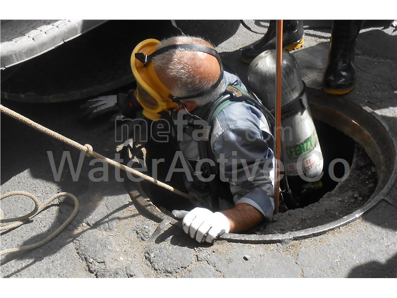 sewer maintenance service in iran