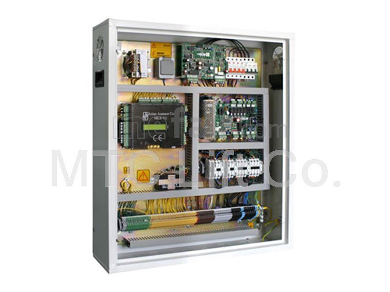 3 Vf Control Panel