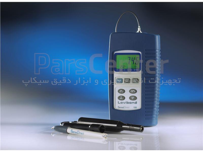 مولتی پارامتر آزمایشگاهی حرفه ای مدل lovibond Senso 150