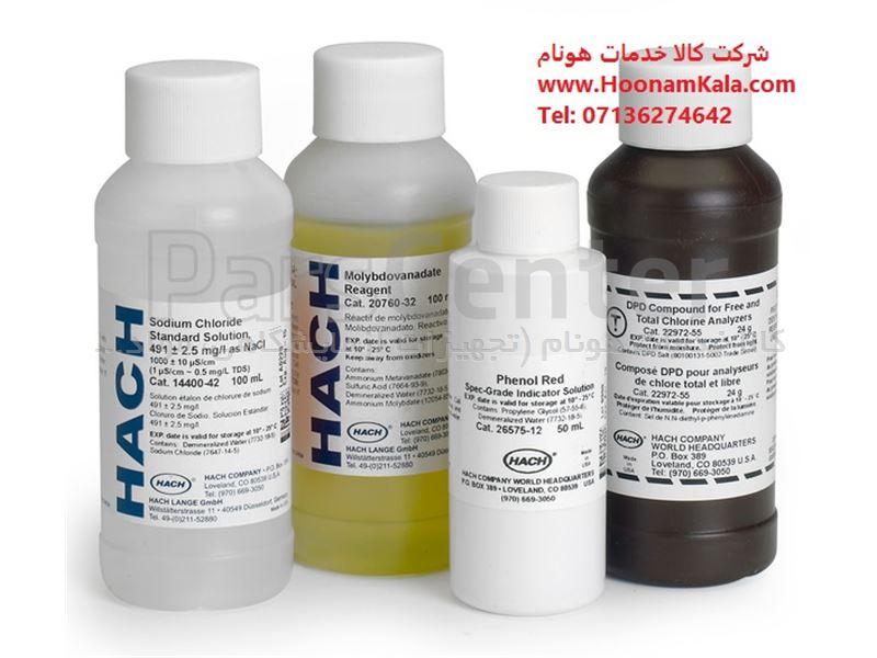 محلول استاندارد فرمازین کدروت سنجی کد 246142 کمپانی hach