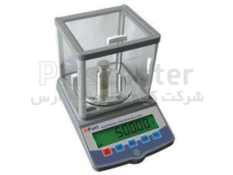 ترازوی صنعتی آزمایشگاهی 300 گرم مدل KTB