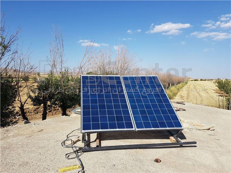 برق خورشیدی 4500 وات off grid
