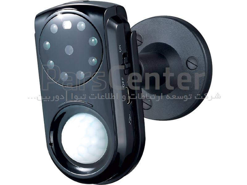 معرفی انواع دوربین مداربسته رم خور کوچک