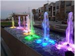 فروش چراغ و پرژکتور های ال ای دی(LED)واجرای نورپردازی نما