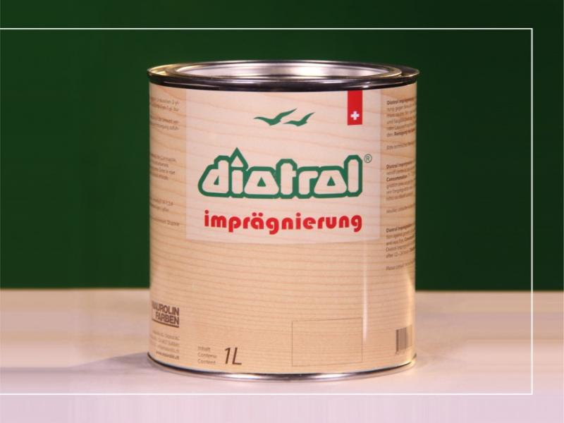 محلول اشباع کننده(سیلر) Diotrol Impregnation