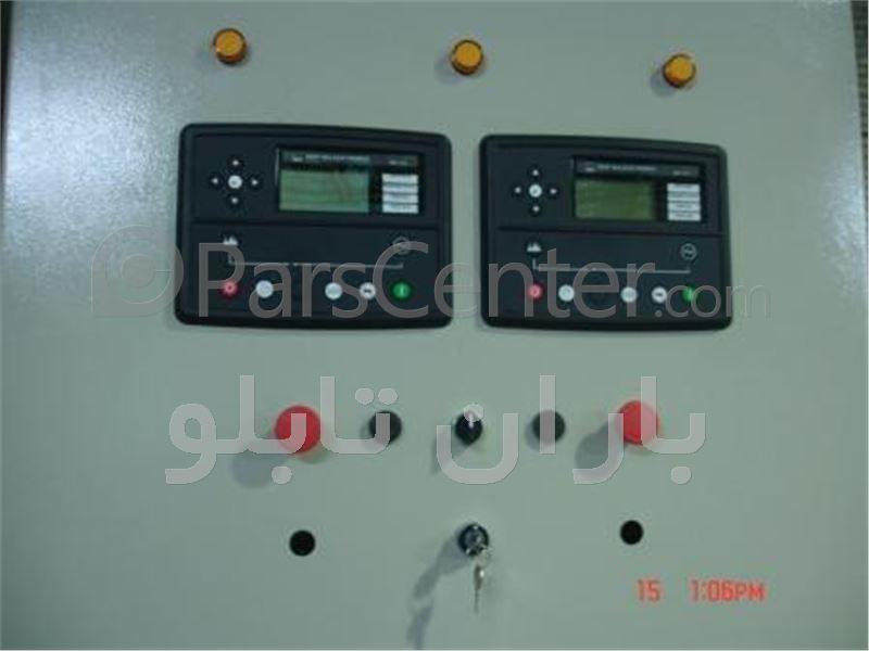 تابلو برق راه اندازی دیزل ژنراتور