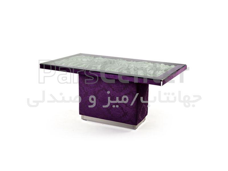 میز تالاری مدل P6 (جهانتاب)