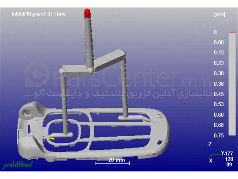 اسکنر سه بعدی برای مهندسی معکوس قطعات