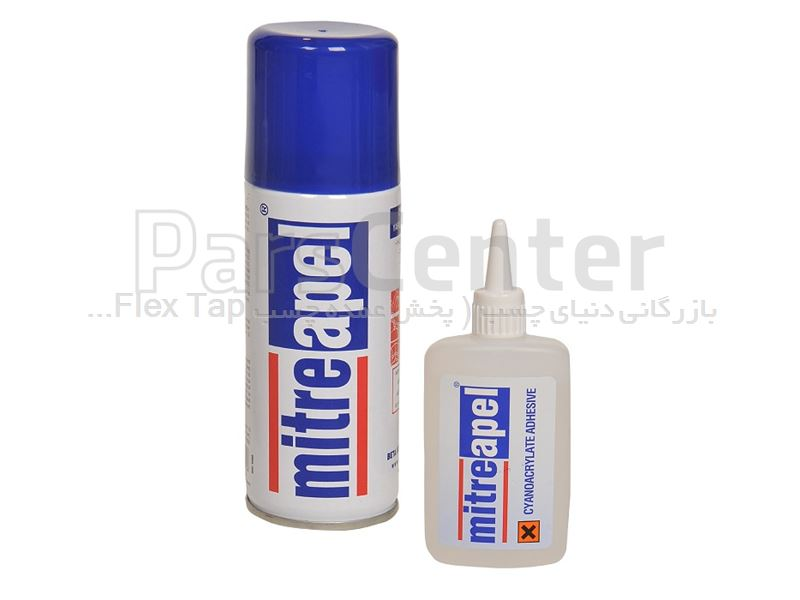 چسب ام دی اف میتراپل mitreapel Instant Adhesive ترکیه