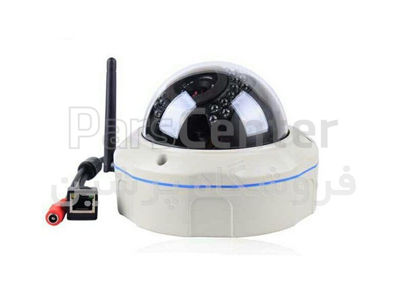 دوربین دام وایرلس 2 مگاپیکسل فلزی
