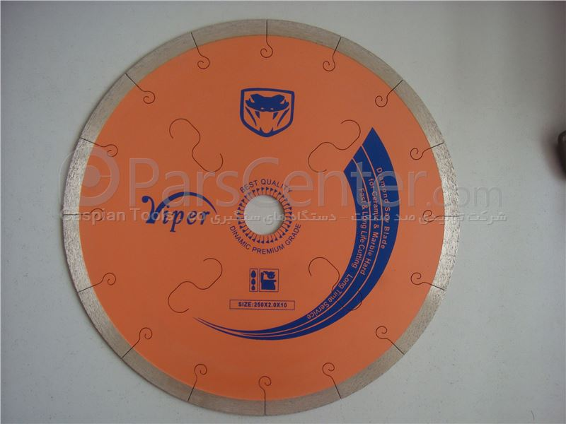 دیسک های برش برای سنگ و سرامیک