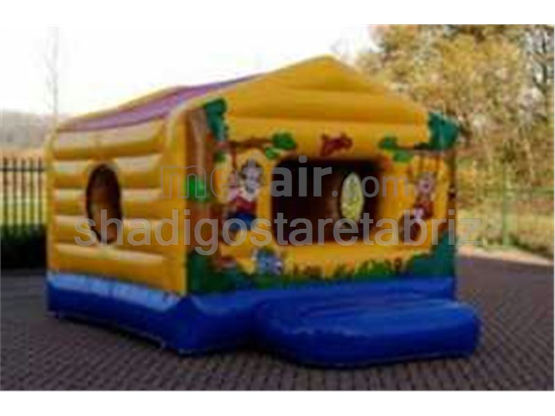 Inflatable play equipment code 4