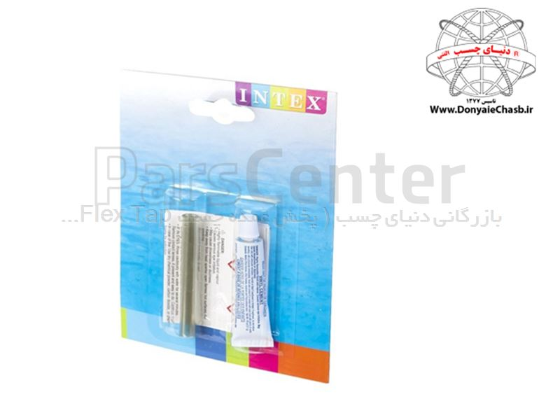 وصله تیوپ بادی اینتکس Intex Vinyl Repair Kit هنگ کنگ