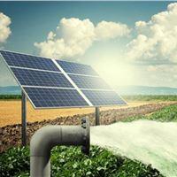 سیستم پمپ خورشیدی