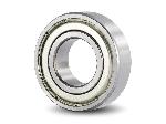 6000 ZZ Deep Groove Ball Bearings 10x26x8 mm