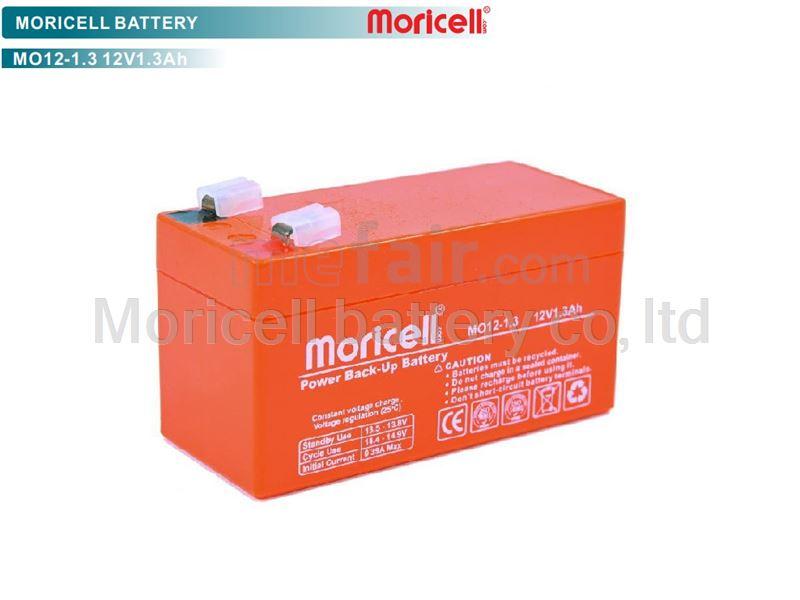 Moricell battery 12V_1.3Ah