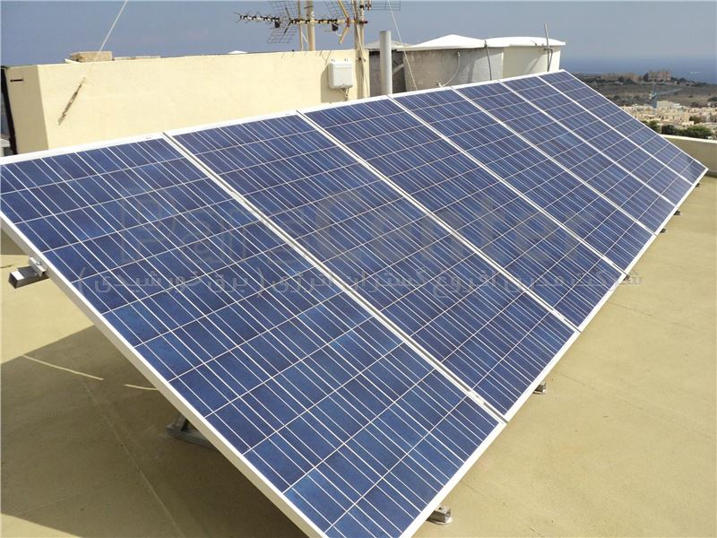 برق خورشیدی 2500 وات