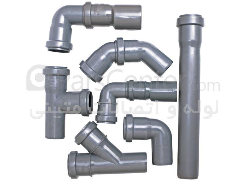PVC سراه پی وی سی 63-90-110-125-250-315