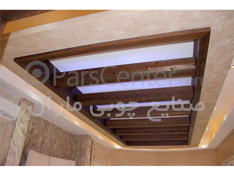 سقف چوبی