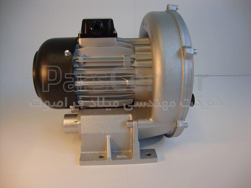 دمنده هوا صنعتی مدل HD140 ساخت BAK سوئیس