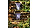 آبنما-آبشار مصنوعی-آبسرسره