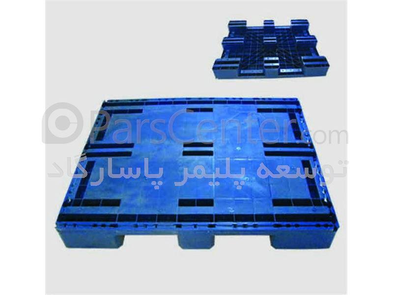 توسعه پلیمر پاسارگاد - پالت پلاستیکی کد 111پالت پلاستیکی کد 111
