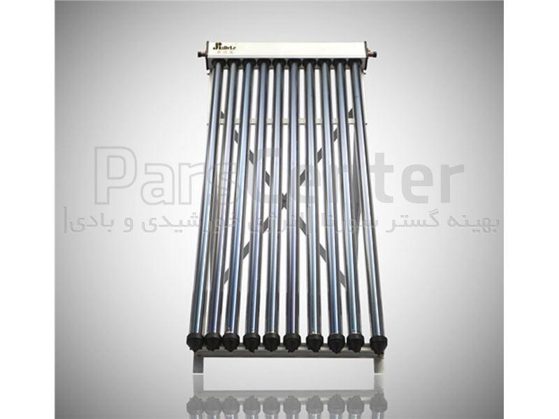 آبگرمکن  خورشیدی 135 لیتری لوله حرارتی کلکتوری پر فشار