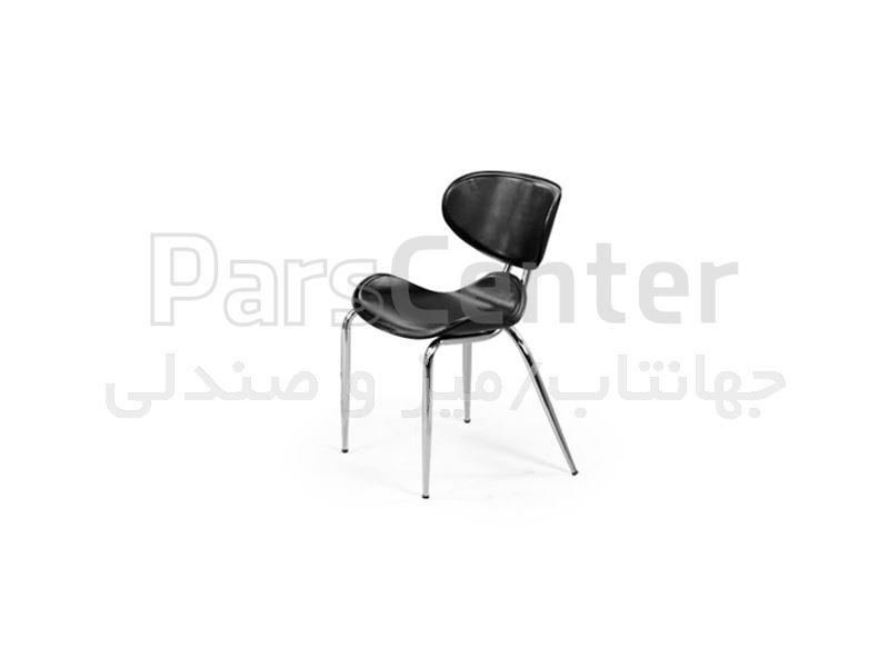 صندلی فلزی فست فودی مدل الیت (جهانتاب)