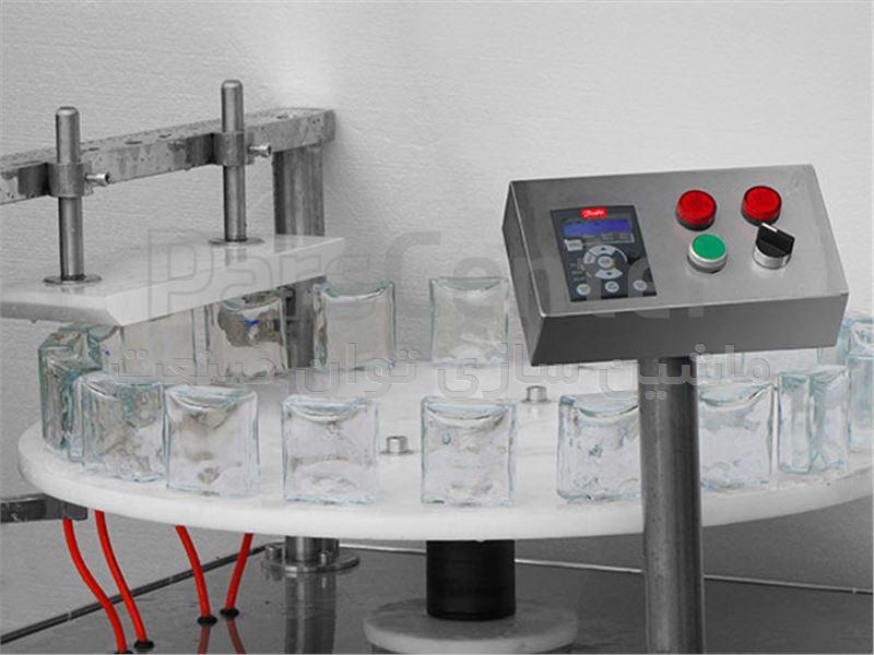 بطری شویی ادکلن-مخصوص شستشو بطری های شیشه ای ادکلن
