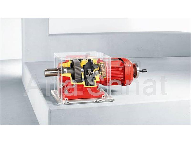 SEW Direct shaft drive