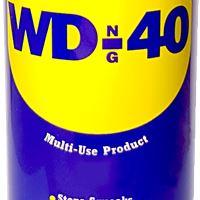 اسپری روان کننده WD-40