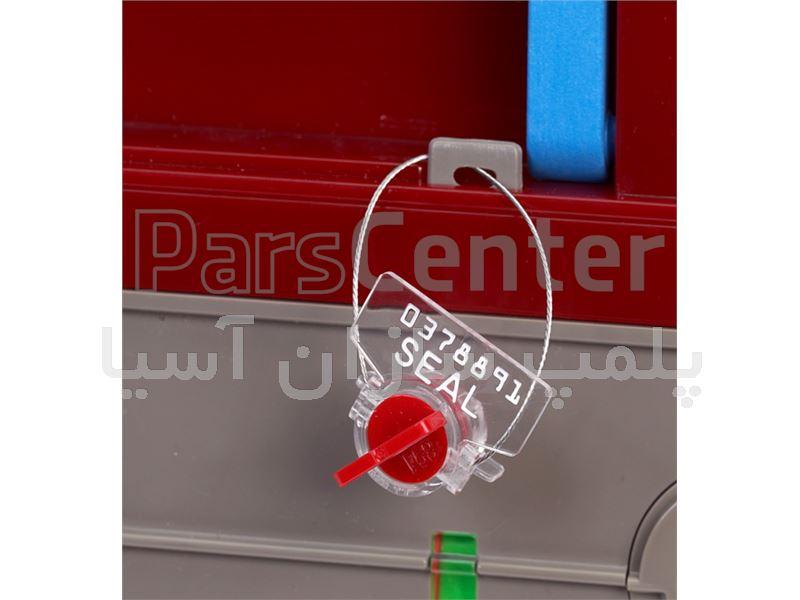 پلمپ سیمی استاندارد کاست ATM بانک ها