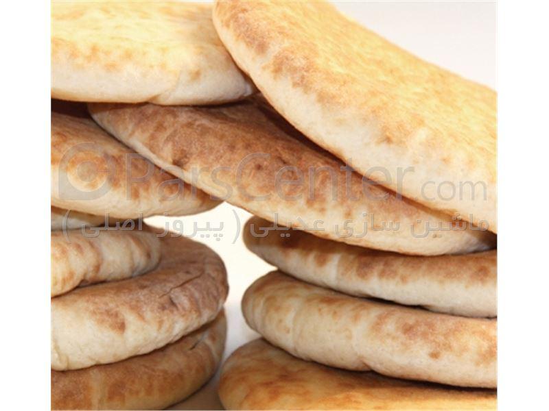 دستگاه بسته بندی نان پیتا
