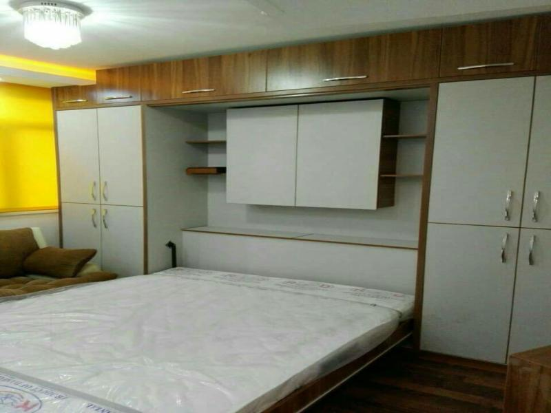 انواع تخت تاشو / کمد/ تخت کمجا و سرویس خواب کودک / سرویس خواب بزرگسال