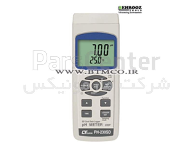 ph/oh متر ، اسیدسنج لوترون Lutron PH-230SD