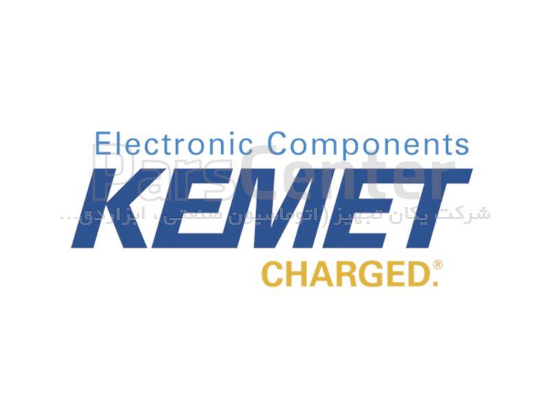 تامین تجهیزات برق و الکترونیک برند KEMET