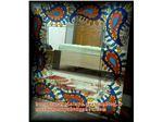 نقاشی  روی شیشه و صنایع دستی