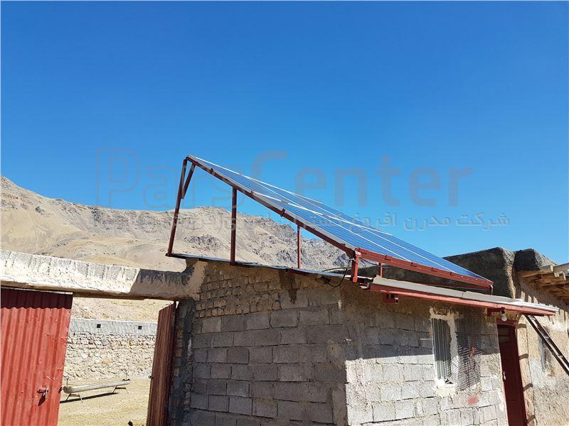 سیستم خورشیدی 24000 وات - مدرن افروغ گستران انرژی